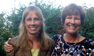 My hypnotherapist, Connie, was responsible for my writing my blog. I released a lot of my trauma during hypnosis. This picture was taken at my 50th birthday party in October, 2009.