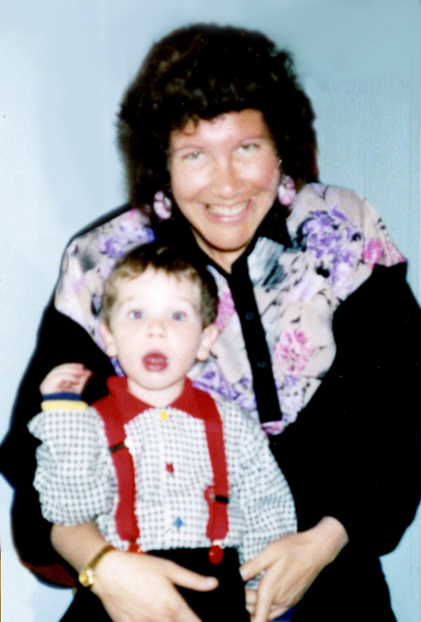 Mom & Jason w. suspenders 2