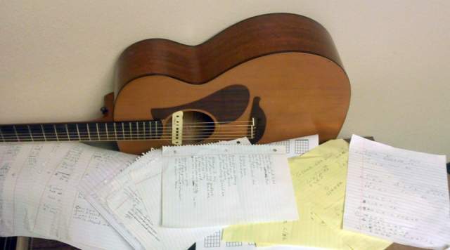 With songwriting I cannot pretend. Singing allows me to share my true feelings. Music healed me of so much pain!