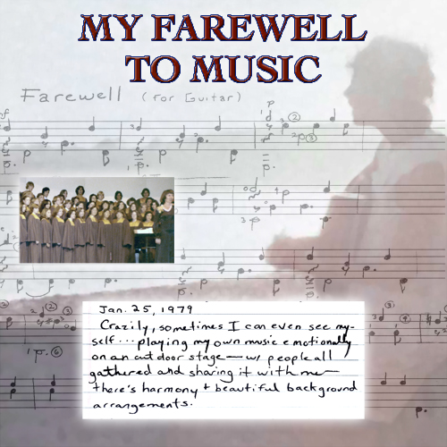 #16 MY FAREWELL TO MUSIC