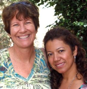 Judy and Miriam