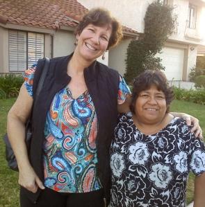 Judy & Rosa