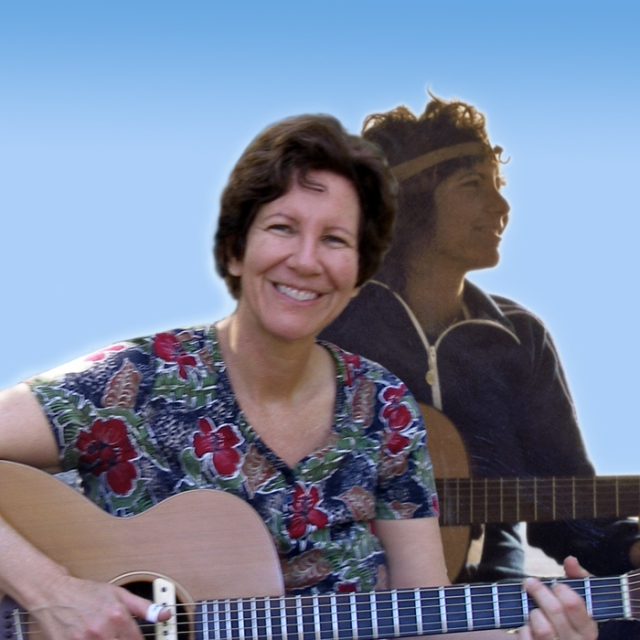"""I have created images for all of my song stories. I am sharing some of my cover images still in development. This one is for my story """"One Day She Began To Play."""""""