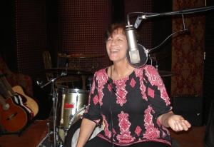 Recording Joy 2