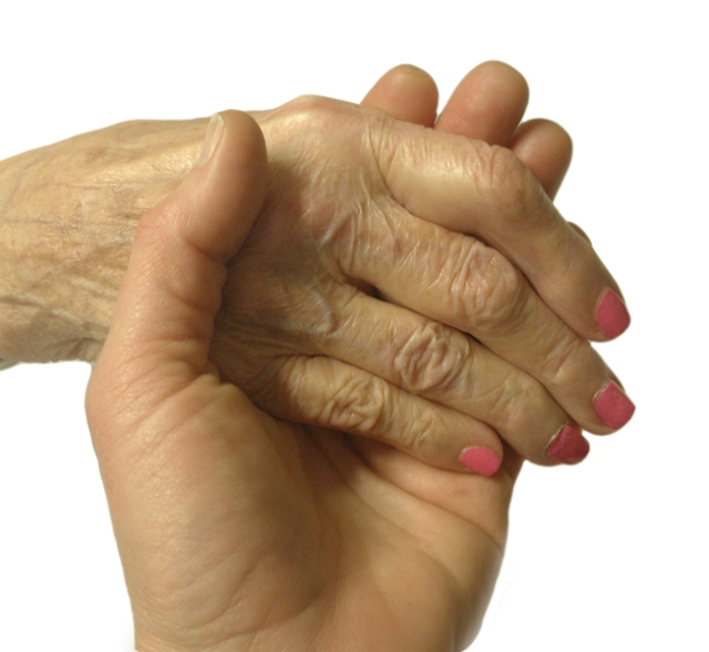 "I took many pictures of my mother and I holding hands two years ago. I wanted them so I could create a song cover for ""You Were There."" Sadly, my mother has had a terrible nail fungus for two years and her hands do not look like this any more."