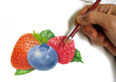 Illustrating Fruit #3