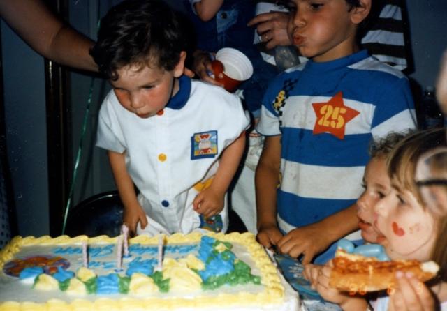 Happy Birthday, Jason.
