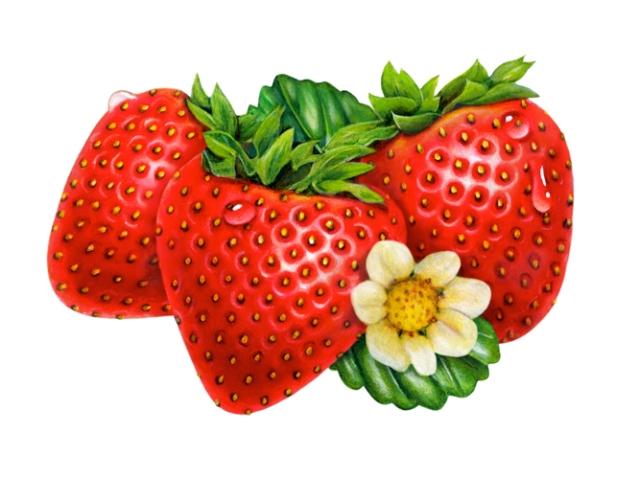 Strawberry Final
