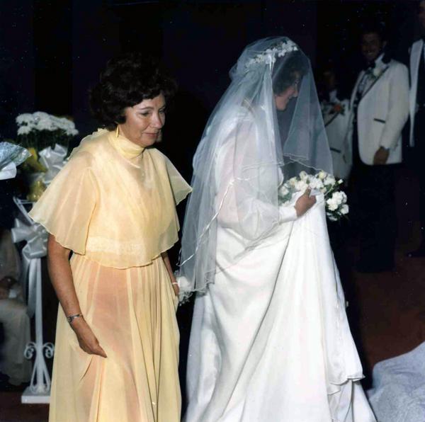 veil & my mother
