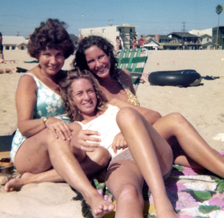 My best memories with Joni were on family vacations. She was a part of my family.