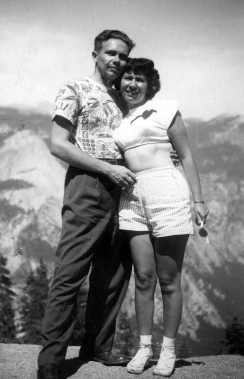 Mom & Dad Yosemite
