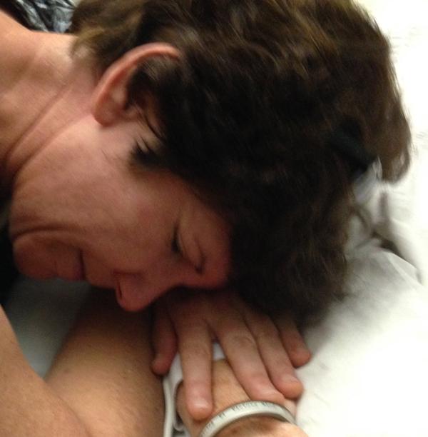 Mourning Mom 1
