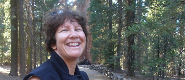 Judy horizontal in the forest 1