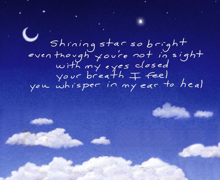 my shining star | MY JOURNEY'S INSIGHT