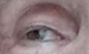 my mother's eye