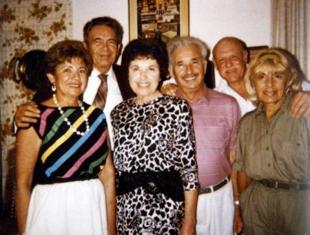 Evelyn, Sophia and spouses 2