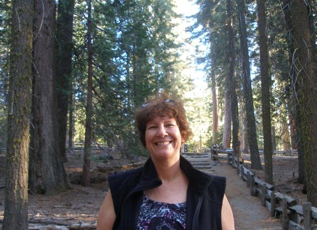 My trip to Yosemite last December was definitely peaceful.