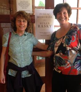 Judy & Liz and Susan's Memorial