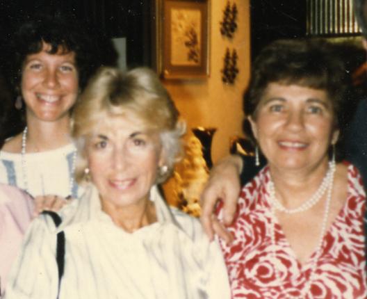 Sophia, Shirley & Judy