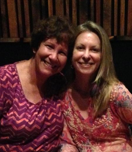 Kim & Judy at Darrin's 2