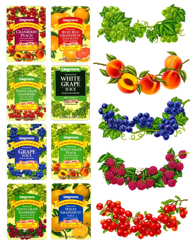 Wegmans w. fruit