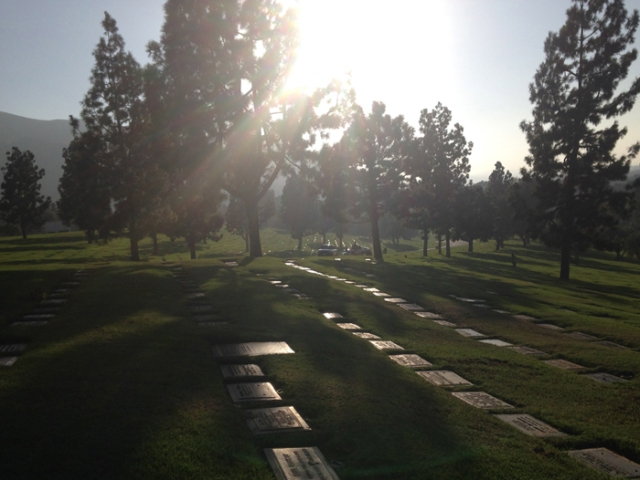 "My mother's first anniversary of death was two days ago and I visited the cemetery where she and my father are buried together. It was no coincidence that my last post title was named ""My Lovely Light."" I feel my mother and father lighting the way for me."