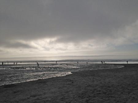 Eerie beach 2