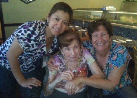Miriam, Shirley & Judy