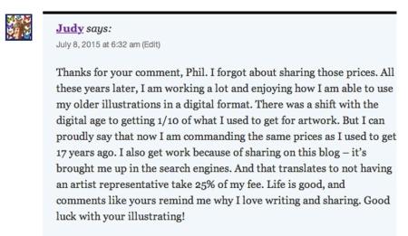 Phils comment art blog
