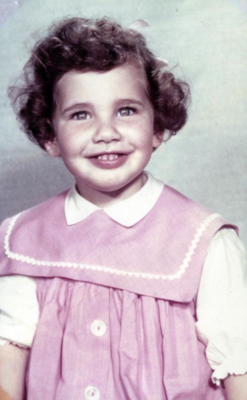 Judy pink dress