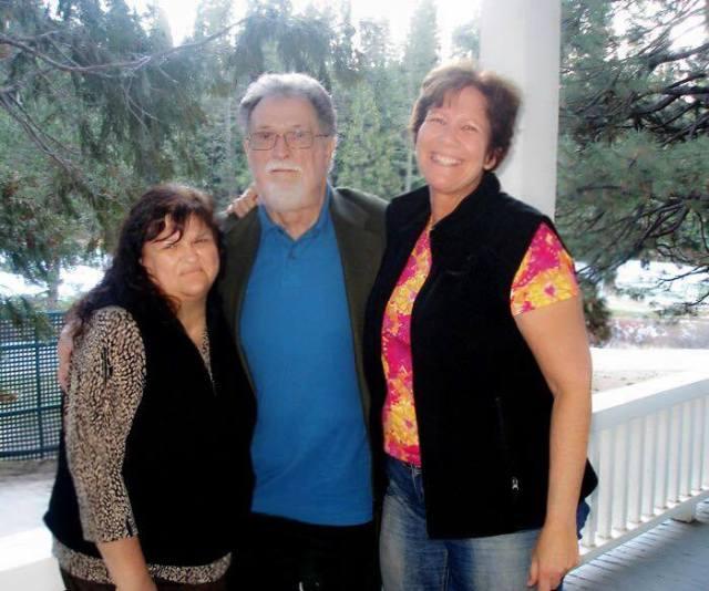 Sandra, Chris & Judy