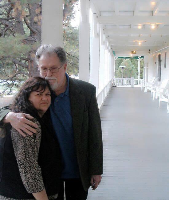 Sandra & Chris