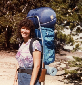 Backpacking Judy 1