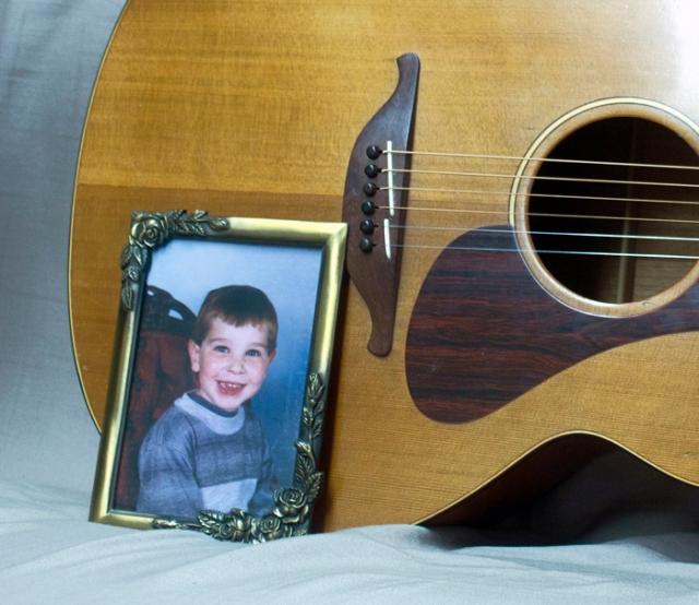 Jason & Guitar