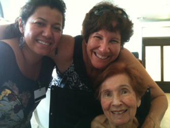 Judy, Shirley & Miriam