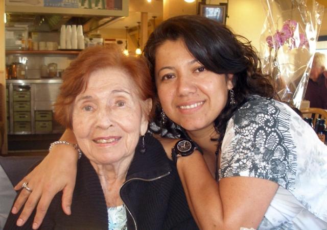 Shirley & Miriam