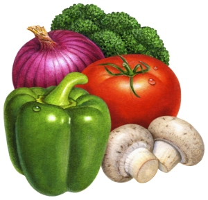 vegetables-five
