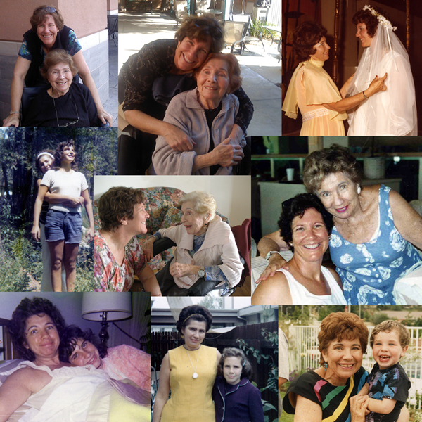 "This is a montage of photos I put together to help me design my cover for ""Memory of Love."""