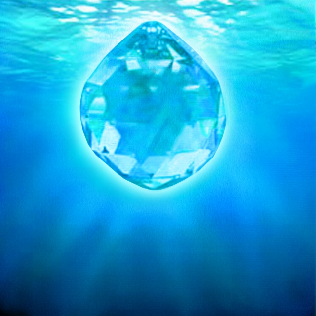 Crystal Oceans Painting