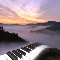 Healing Grief Magical Piano